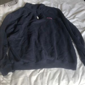 Vineyard Vines classic 1/4 zip sweatshirt